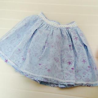 LIZ LISA - LIZLISA マーメイド柄スカート
