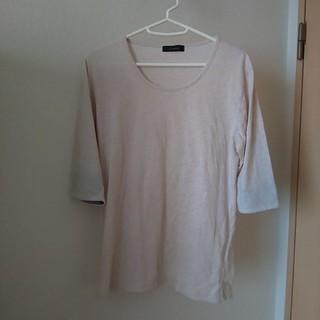レイジブルー(RAGEBLUE)のRAGE BLUE 5分袖ぐらいのTシャツ(Tシャツ(半袖/袖なし))
