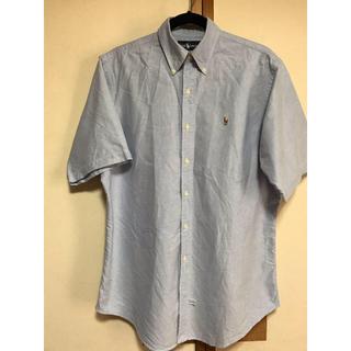 Ralph Lauren - ラルフローレン ワイシャツ 半袖 オックスフォードシャツ