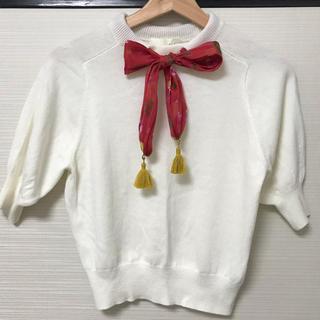 リリーブラウン(Lily Brown)のLily Brown🎀トップス(Tシャツ(半袖/袖なし))