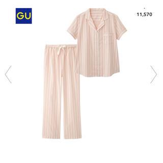 ジーユー(GU)のGU  レディースパジャマ  【Lサイズ】(パジャマ)