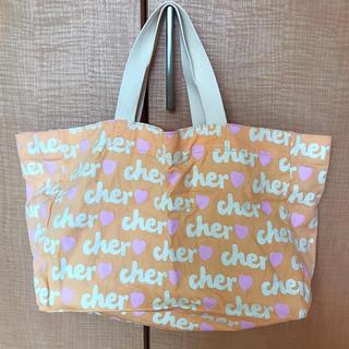 Cher - シェル トートバッグ 付録