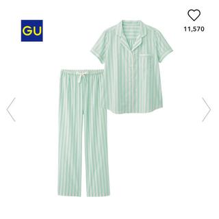 GU - GU  レディースパジャマ   【Lサイズ】