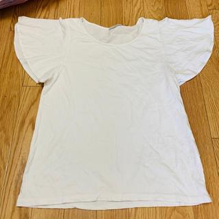 オペークドットクリップ(OPAQUE.CLIP)のトップス(カットソー(半袖/袖なし))