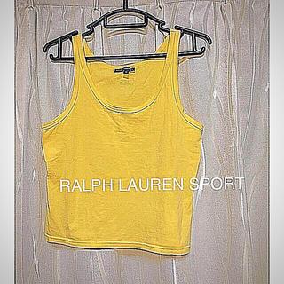 ラルフローレン(Ralph Lauren)のRALPH LAUREN SPORT レディース タンクトップ(M)(タンクトップ)