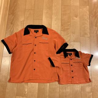 MARKEY'S - マーキーズ ボーリングシャツ 親子コーデ