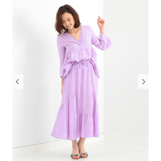 Demi-Luxe BEAMS - 【120%LINO♡リネンのセットアップ】新品
