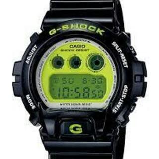 ジーショック(G-SHOCK)の美品 Gshock エナメルブラック(腕時計(デジタル))