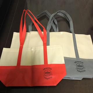 オリエンタルトラフィック(ORiental TRaffic)のショップバッグ  オリエンタルトラフィック(ショップ袋)