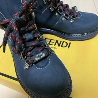 FENDI - 新品未使用 FENDI ショートブーツ ティンバーランド GUCCI MSGM