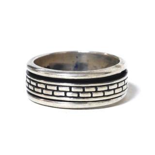 ヴィンテージ ビンテージ リング メキシカン ジュエリー 指輪 14号(リング(指輪))
