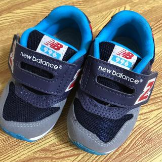ニューバランス(New Balance)のニューバランス  996  13cm  美品  ベビー靴 キッズ(スニーカー)