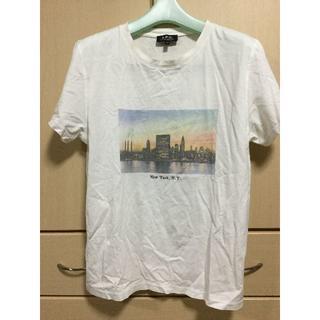 アーペーセー(A.P.C)のA.P.C.アーペーセー NYプリントTシャツ(Tシャツ/カットソー(半袖/袖なし))