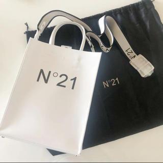 ヌメロヴェントゥーノ(N°21)のヌメロヴェントゥーノ☆2wayバッグ☆新品未使用(トートバッグ)