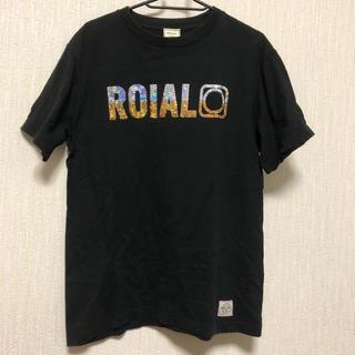 ロイヤル(roial)のロイヤルTシャツ ブラックL(Tシャツ/カットソー(半袖/袖なし))