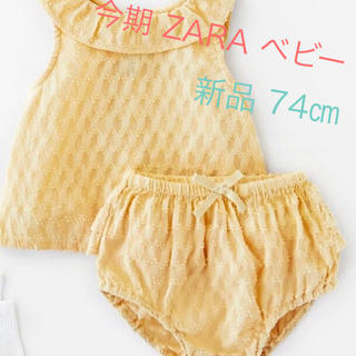 ZARA - 【新品タグ付き】ZARA ベビー 今期 セットアップ