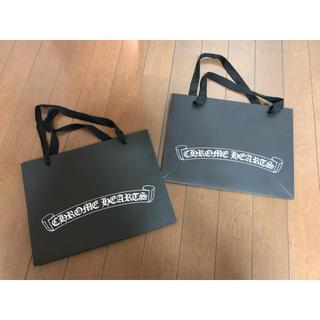 Chrome Hearts - クロムハーツ★ショップ袋  2枚セット