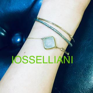 イオッセリアーニ(IOSSELLIANI)のIOSSELLIANI silver バングル(ブレスレット/バングル)