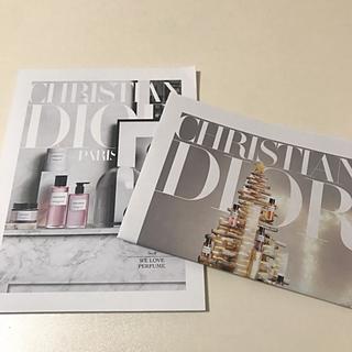ディオール(Dior)のメゾンクリスチャンディオール パンフレット(ファッション)