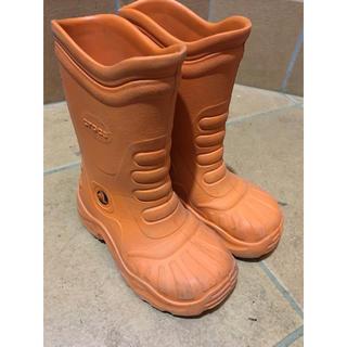 クロックス(crocs)のクロックス 長靴 17-18センチ(長靴/レインシューズ)