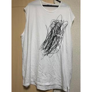 LAD MUSICIAN★18ss 落書き Tシャツ