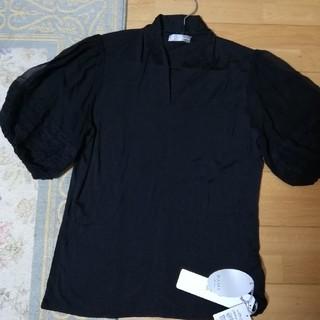 ディノス(dinos)のココ太郎様専用です。 DAMA トップス 絹100% 3L(カットソー(半袖/袖なし))