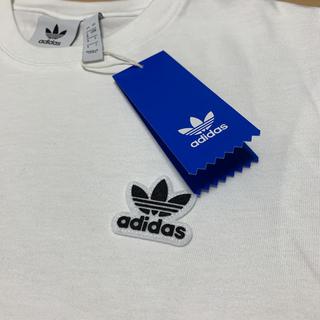 adidas - アディダス ロングtシャツ ロンt