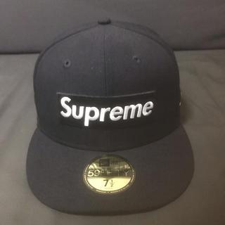 シュプリーム(Supreme)のsupreme  newera cap(キャップ)