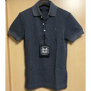 ウノピゥウノウグァーレトレ(1piu1uguale3)の新品1 piu 1 uguale 3×Libertine定13万スカルポロシャツ(ポロシャツ)