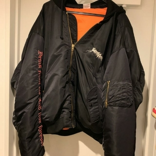 Balenciaga - Vetements tfd ボンバー ma-1 XSサイズ