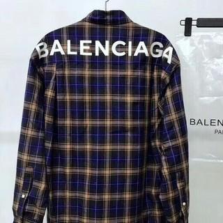 Balenciaga - Balenciaga 19ss 男女兼用  シャツ カジュアル