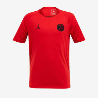 NIKE - NIKE PSG Jordan パリサンジェルマン 半袖Tシャツ 赤 ナイキ