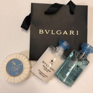 BVLGARI - ブルガリ 石鹸セット