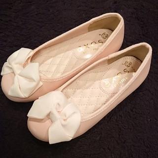 アクシーズファム(axes femme)のaxesfemme新品パンプス靴☆Sサイズ18cm位(フォーマルシューズ)