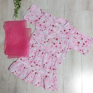 西松屋 - 女児 浴衣110