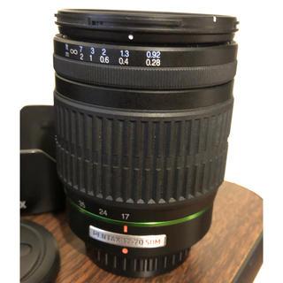 PENTAX - ■ 美品 ペンタックス PENTAX 17-70mm F4 レンズ