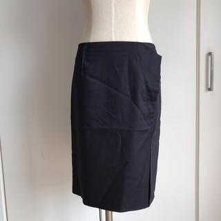 アンテプリマ(ANTEPRIMA)のアンテプリマ ANTEPRIMA ボックススカート 黒 38 中古(ひざ丈スカート)