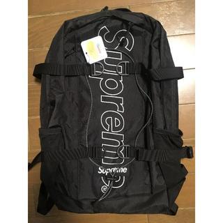 シュプリーム(Supreme)のsupreme backpack 18fw(バッグパック/リュック)