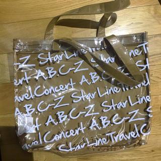 エービーシーズィー(A.B.C.-Z)のA.B.C-Z グッズ バッグ&ペンライト(アイドルグッズ)
