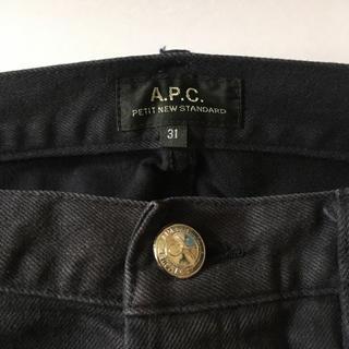 アーペーセー(A.P.C)のA.P.C. petit new standard 31incエディスリマン愛用(デニム/ジーンズ)
