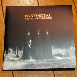 BABYMETAL - babymetal metal resistance 紙ジャケ