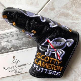 スコッティキャメロン(Scotty Cameron)のパターヘッドカバー  SCOTTY CAMERON  WASABi【新品未使用】(その他)