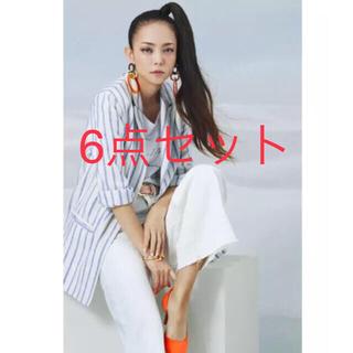 エイチアンドエム(H&M)のH&M 安室奈美恵さんコラボ6点セット(セット/コーデ)