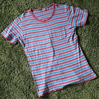 UNIQLO - UNIQLO ボーダーTシャツ sizeM