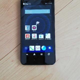 アクオス(AQUOS)のアクオスホン AQUOS Phone SH-01F(スマートフォン本体)