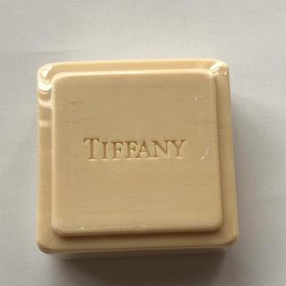 Tiffany & Co. - 日本未発売 新品 未使用 ティファニー パフューム ソープ