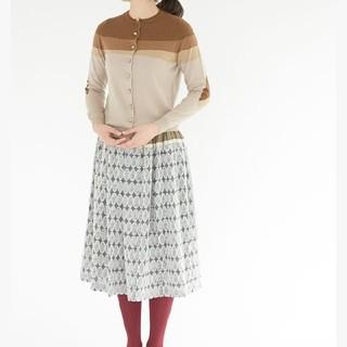 ミナペルホネン(mina perhonen)の未使用 minaperhonen ミナペルホネン tarteスカート(ひざ丈スカート)