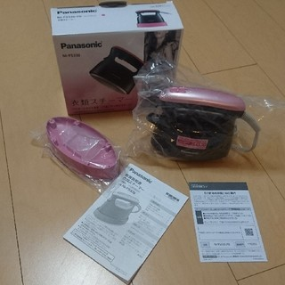 Panasonic - Panasonic 衣類スチーマー