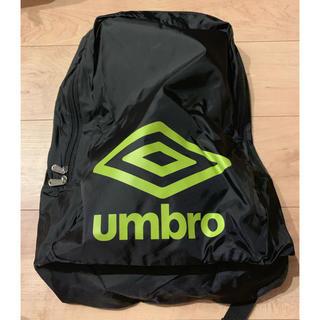 UMBRO - umbroリュック