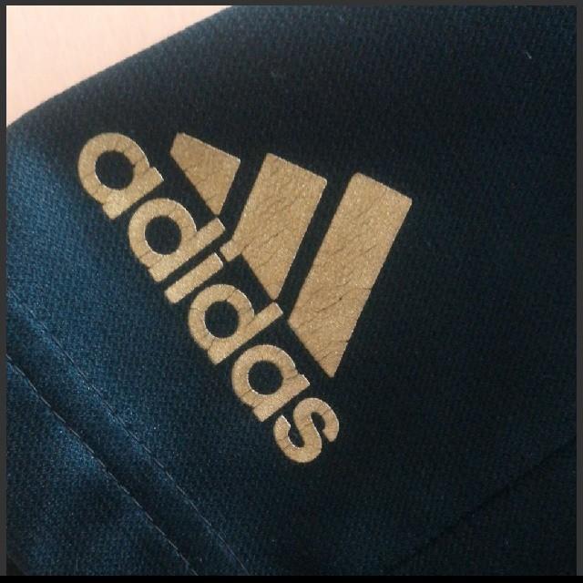 adidas(アディダス)の140㎝ adidas ハーフパンツ キッズ/ベビー/マタニティのキッズ服 男の子用(90cm~)(パンツ/スパッツ)の商品写真